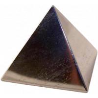 Pyramide Hématite Pièce 30 mm
