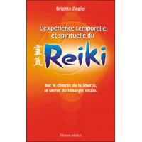 Expérience temporelle spirituelle du reiki