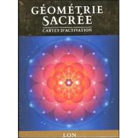Géométrie sacrée - Cartes d'activation