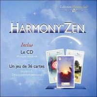 Harmony'Zen - CD + jeu de 36 cartes