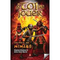 A toi de jouer - Secrets de ninjas Tome 3