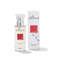Parfum de soin Bio - Rouge - Vitalité