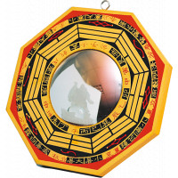Miroir Pa-Kua Convexe - Petit Modèle