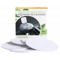 Buvards pour Diffuseur Allume-cigare Kemlia