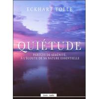 Carte de voeux: Be still and embrace..