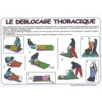 Planche Déblocage thoracique