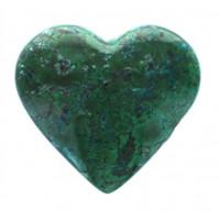 Coeur Chrysocolle - 1,8 à 1,9 kg