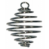 Spirale argentée - Petit Modèle