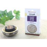 Perles Amazonite 4 mm - Sachet de 100 perles