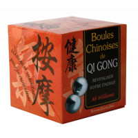 Boules Chinoises de Qi Gong (Coffret cube)