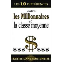 10 différences entre millionnaires et classe moyenne
