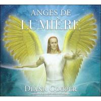 Anges de lumière - Livre audio 2CD