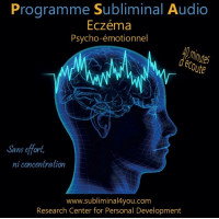 Programme Subliminal Audio - Eczéma