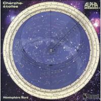 Cherche-étoiles - Alpha 2000+ - Calculateur astronomique