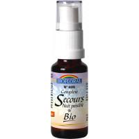 Complexe secours nuit paisible spray - 20ml - bio