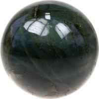 Sphère Labradorite - Pièce de 40 mm
