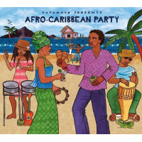Afro - Caribbean Party - CD