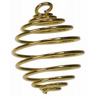 Spirale dorée - Petit Modèle