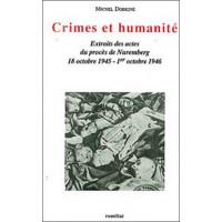 Crimes et humanité