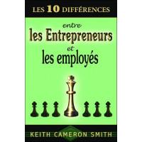 10 différences entre entrepreneurs et employés