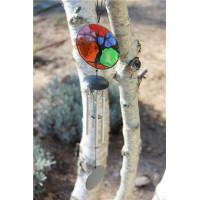Carillon à vent Attrape-soleil Arbre de vie 46 cm