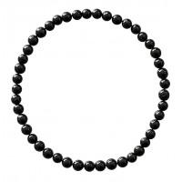 Bracelet mala tibétain - Howlite Blanche