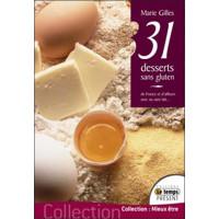 31 desserts sans gluten