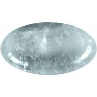 Galet Cristal de Roche - Pièce de 3 x 4.5 cm