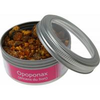 Encens Opoponax Résine naturelle Boîte 100 g