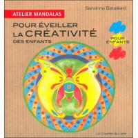 Atelier mandalas pour éveiller la créativite des enfants