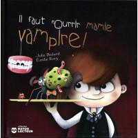 Il faut nourrir mamie vampire !