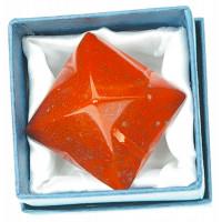 Pendentif Améthyste A forée sans fil -- 2.5-3.5 cm