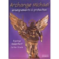 Archange Michael : enseignements & protection : Cartes Oracle