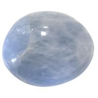 Galet Calcite Bleue - Pièce de 7 à 10 cm
