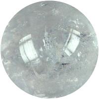 Sphère Cristal de Roche - Pièce de 40 mm